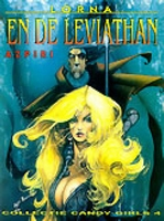 Collectie Candy-girls 4, Lorna en de Leviathan