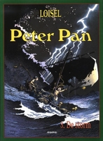 Peter Pan 3, De storm (HC)