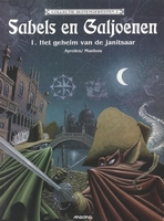 CB  2, Sabels en galjoenen 1, Het geheim van de Janitsaar