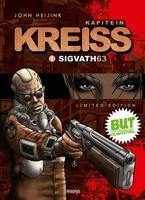 Kapitein Kreiss 1, Sigvath63 (BUT-editie 2013)