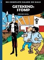 De complete Baard en Kale 3, Getekend: Stomp (HC)