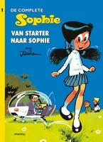 De complete Sophie 1, Van Starter naar Sophie (HC)