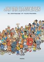 Jan van Haasteren, van strip... (HC)
