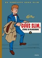 De complete Guus Slim 4, Studie in blikschade (HC)