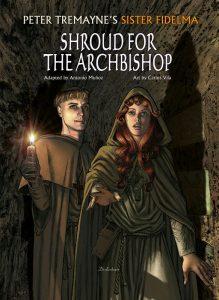 Fidelma 2 - Shroud for the archbishop